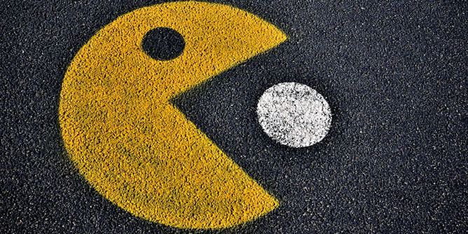 Pacman-by-Mário-Tomé-Creative-Commons